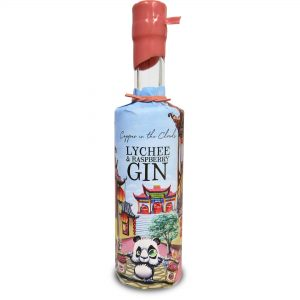 Copper in the Clouds - Lychee and Raspberry Gin - 35cl - 40% abv