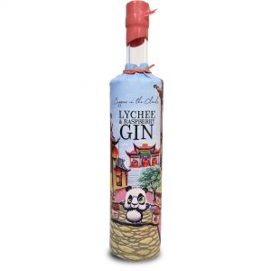 Copper in the Clouds - Lychee and Raspberry Gin - 700ml